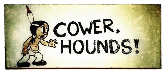 Cower Hounds Logo