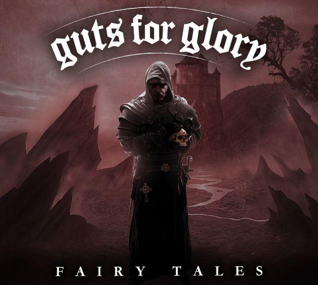guts for glory album art